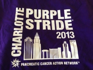 Charlotte Purple Stride – part 3