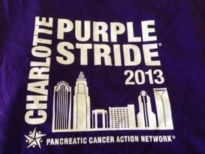 Charlotte Purple Stride – part3