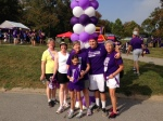 Purple Stride Maryland 10.6.13